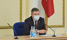 «Нужно ли носить маску на улице?». Мнение первого лица Брянской области